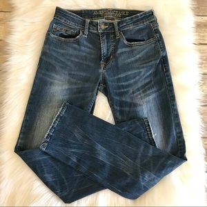 American Eagle Slim Straight Extreme Stretch Jeans